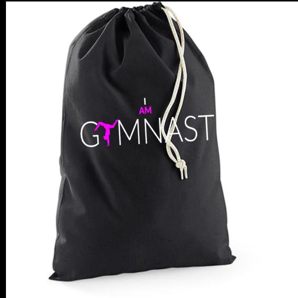 I Am Gymnast GAF Sac à Maniques