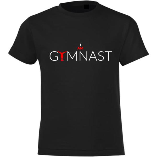 I Am Gymnast Tee-Shirt Homme