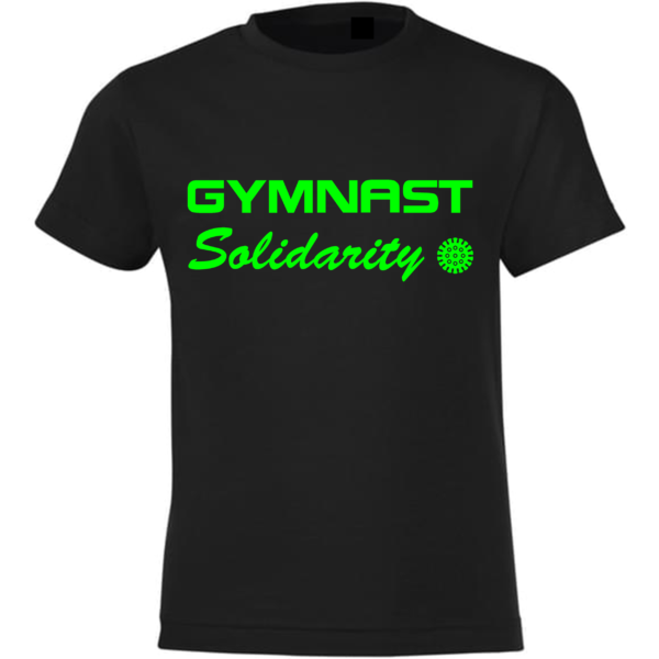 Solidarity Gymnast Tee-Shirt Homme