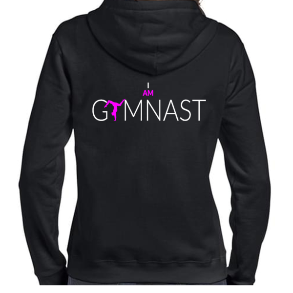 I Am Gymnast Veste Femme
