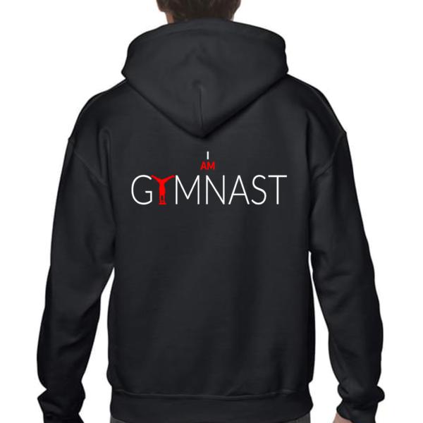 I Am Gymnast Veste Homme
