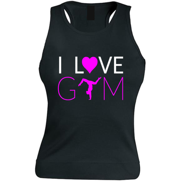 I Love Gym Debardeur Fille