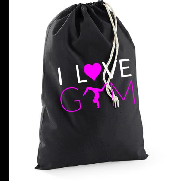 I Love Gym GAF Sac à Maniques