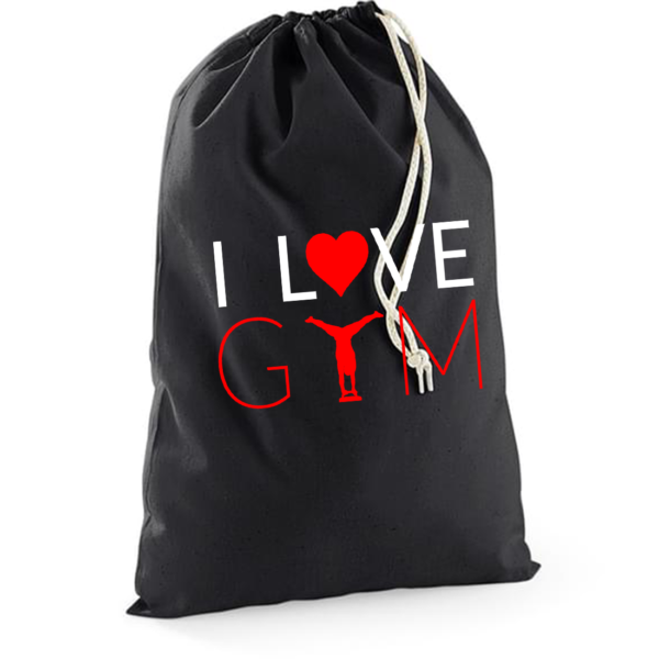 I Love Gym GAM Sac à Maniques