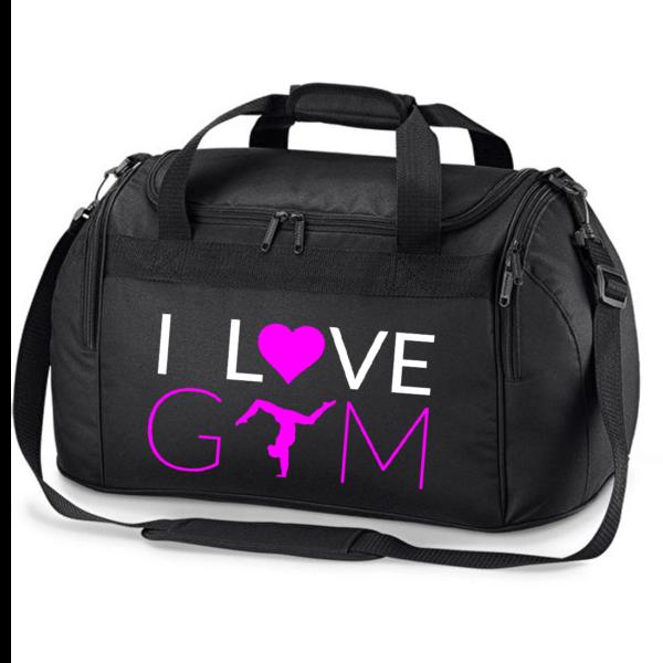 I love Gym GAF Sac de Sport