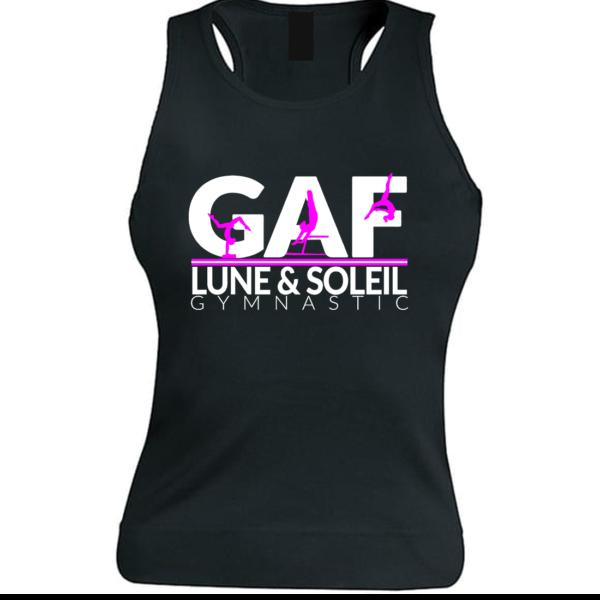 GAF Discipline Gym Debardeur Fille