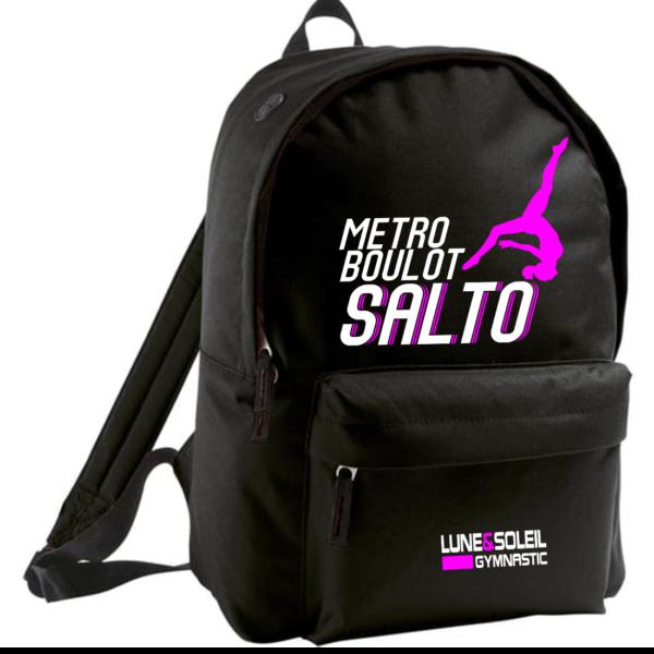 Métro Boulot SALTO Gaf Sac à Dos