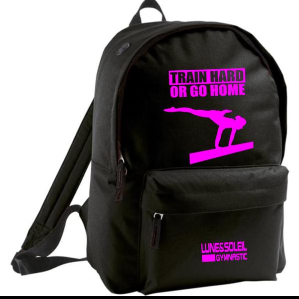Train Hard Or Go Home Gaf Sac à Dos
