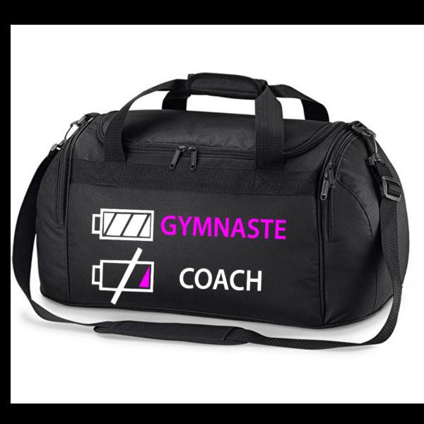 J'épuise Le Coach GAF Sac de Sport