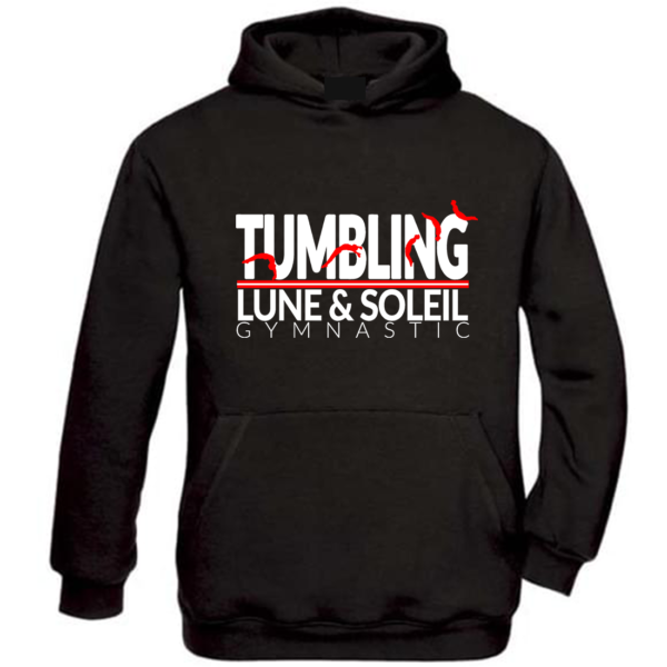 TUMBLING Discipline Sweat Homme