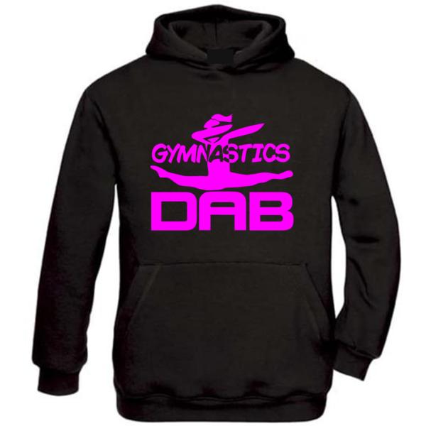 Dab Gymnastics Sweat Fille