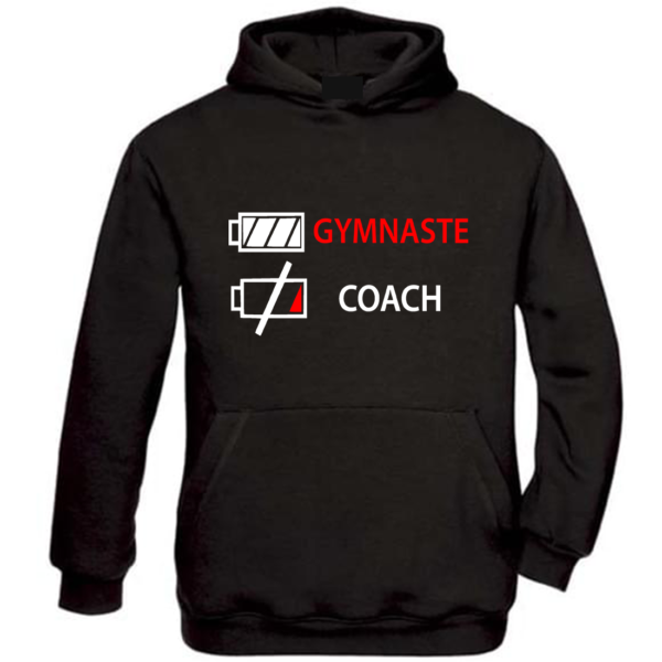 J'épuise Le Coach Gam Sweat Garçon