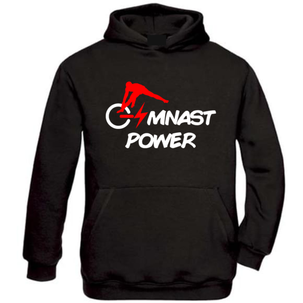 GYMNAST Power Gam  Sweat Homme