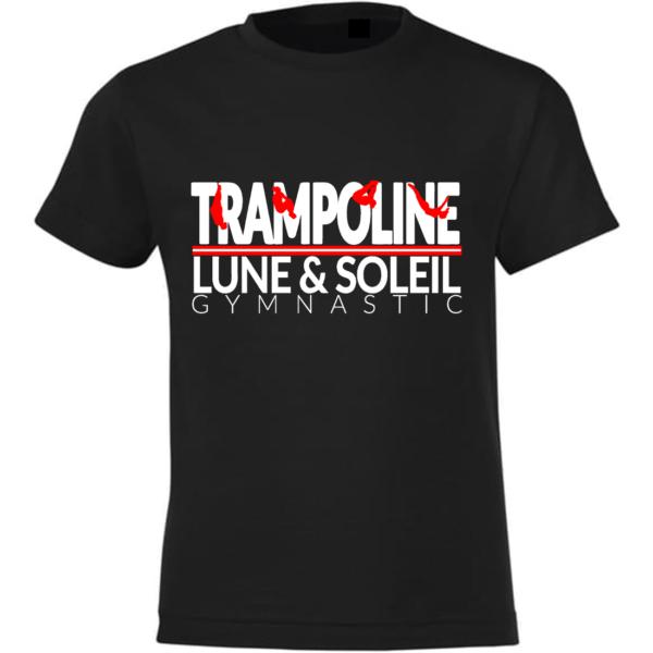 TRAMPOLINE Discipline Tee-Shirt Homme