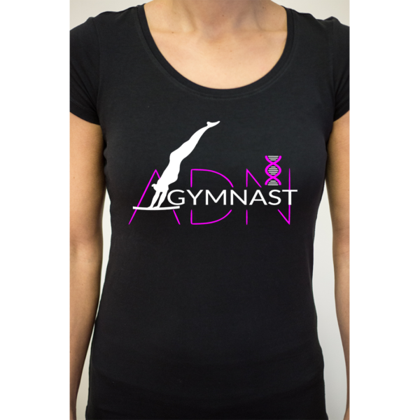 ADN Gymnast Tee-Shirt Femme