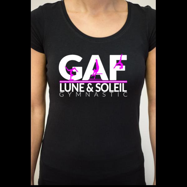 GAF Discipline Gym Tee-Shirt Femme