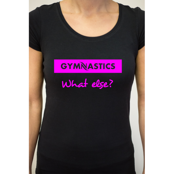 Gymnastics What else Tee-Shirt Femme