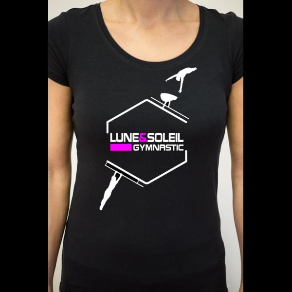 Hexagone Gym Gaf Tee-Shirt Femme