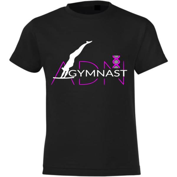 ADN Gymnast Tee-Shirt Fille