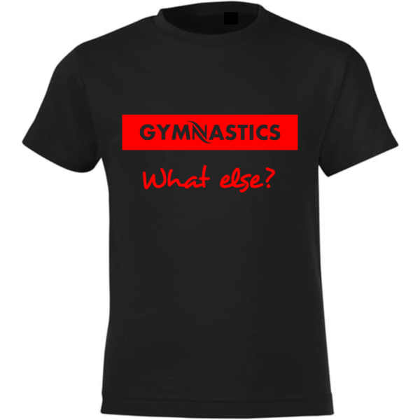 Gymnastics What Else Tee-Shirt Garçon
