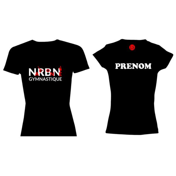 NARBONNE CLUB Tee-Shirt Prénom Inclus