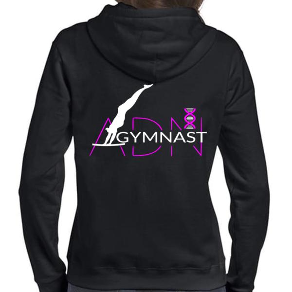 ADN Gymnast Veste Femme