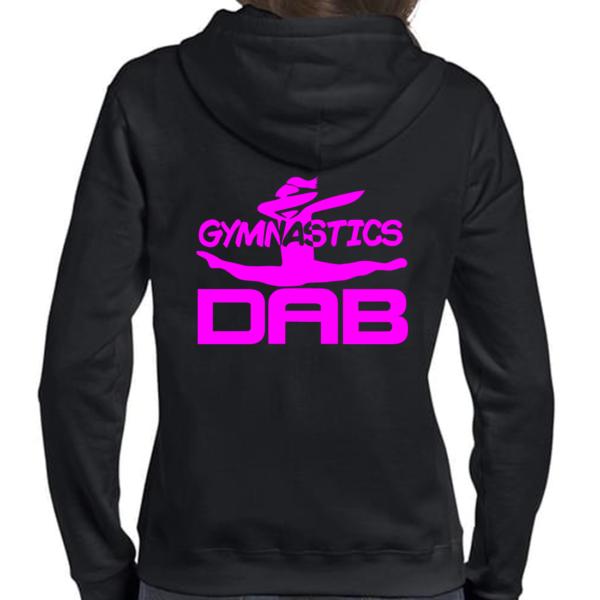 Dab Gymnastics Veste Femme