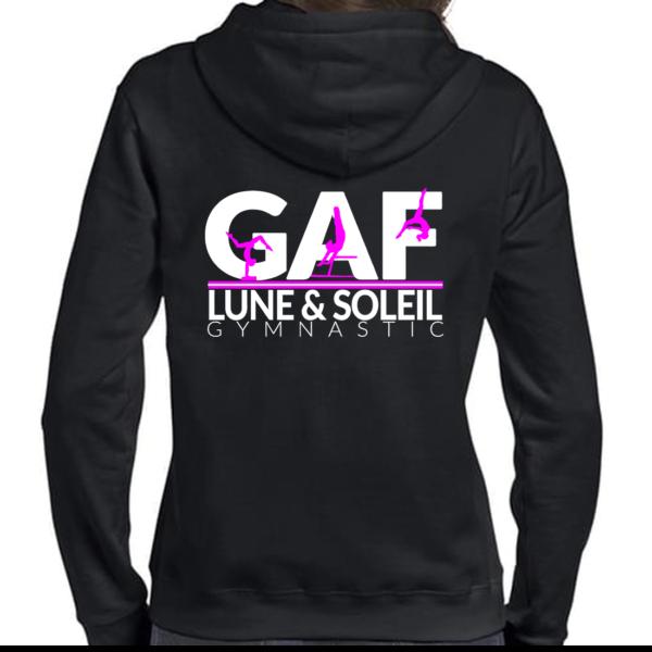 GAF Discipline Gym Veste Femme