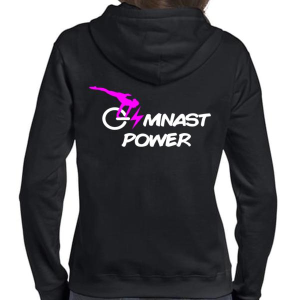 Gymnast Power Veste Femme
