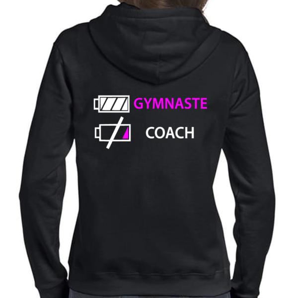 J'épuise Le Coach Veste Femme