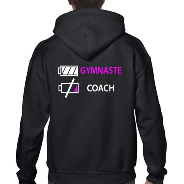 J'épuise Le Coach Veste Fille