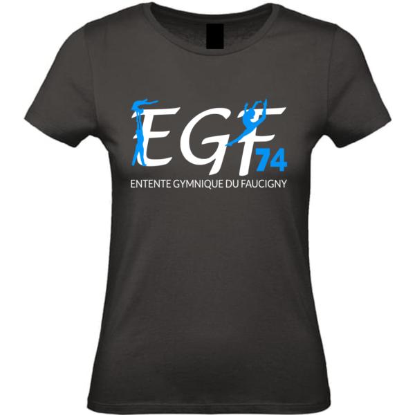 FAUCIGNY CLUB Tee-Shirt +Prénom Inclus