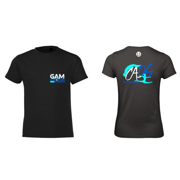 Tee-Shirt GAM ANDERNOS +Prénom Inclu