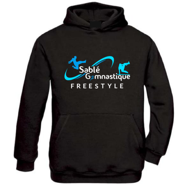 SWEAT Section FREESTYLE SABLE Gymnastique